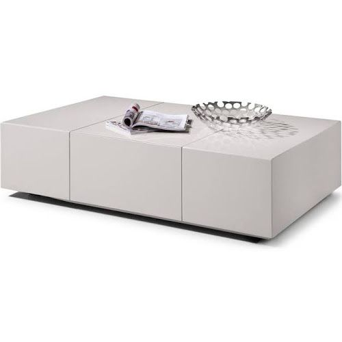 Google Express J M Furniture P592a Coffee Table Light Grey High Gloss Coffee Coffee Table With Hidden Storage Coffee Table White White Coffee Table Modern