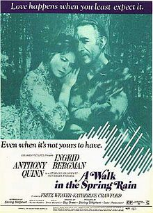 A Walk In The Spring Rain 1970 Is A Romantic Drama Film Made By