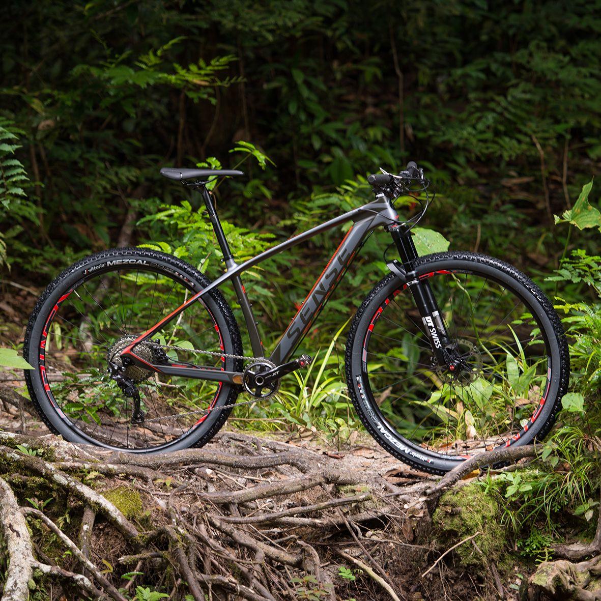 649300354 Sense Impact Carbon. Bicicleta MTB