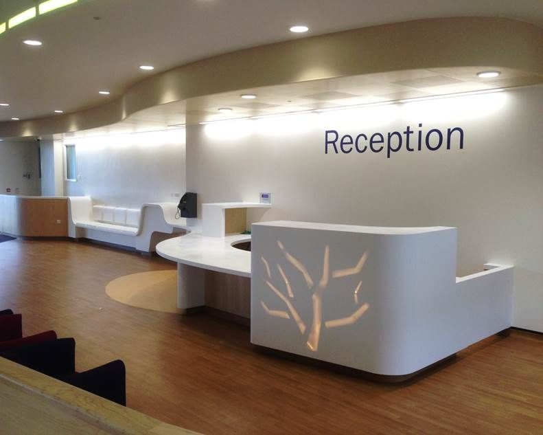 Healthcare medical resumes examples resume pinterest for Office counter design
