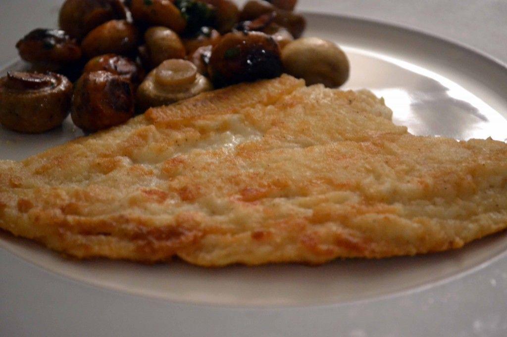 Pan Fried Flounder Fried Flounder Pan Fried Flounder