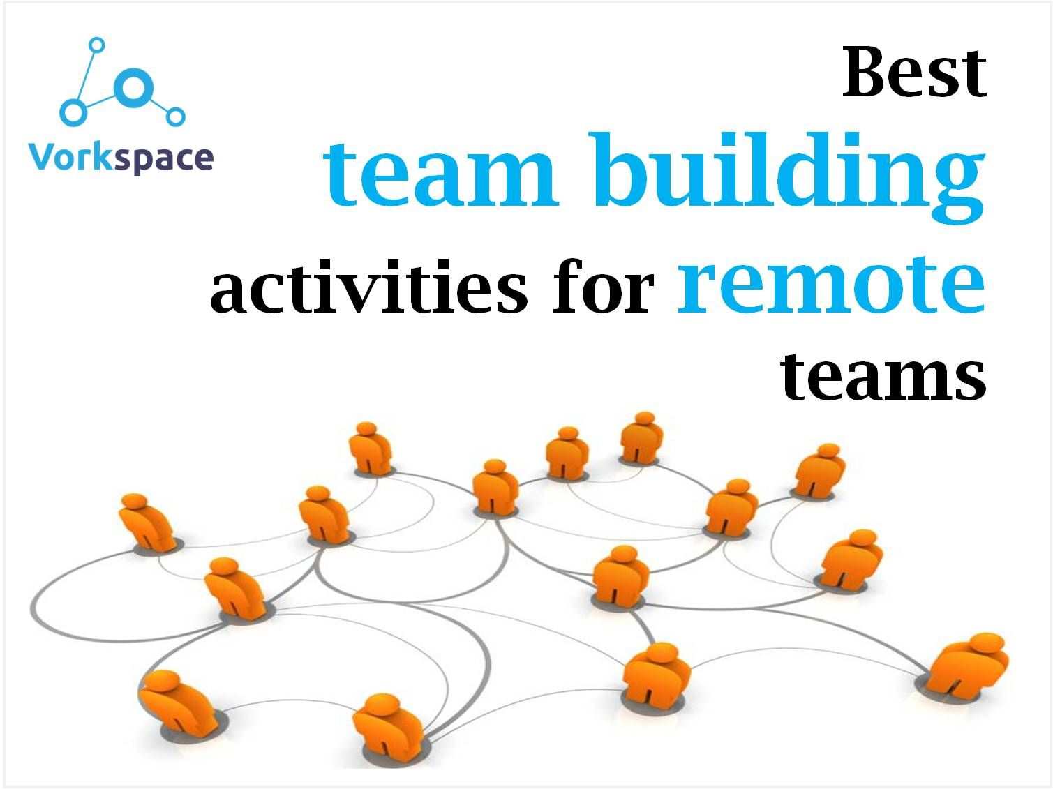 best team building activities for remote teams | team building
