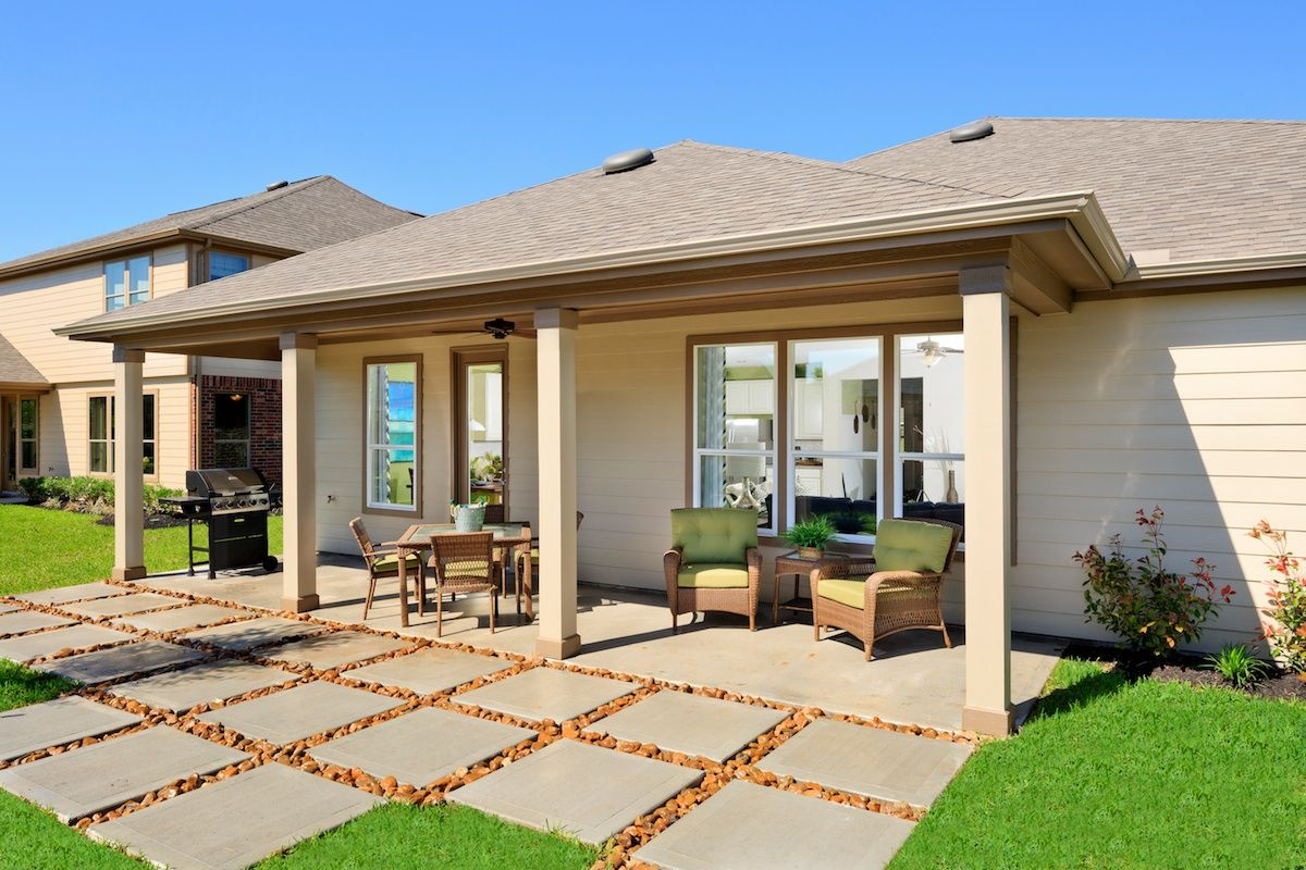 Canterbury Park, a KB Home Community in Pearland, TX