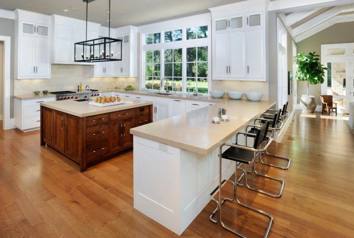 Best U Shaped Kitchen Design Decoration Ideas U Shaped Kitchen