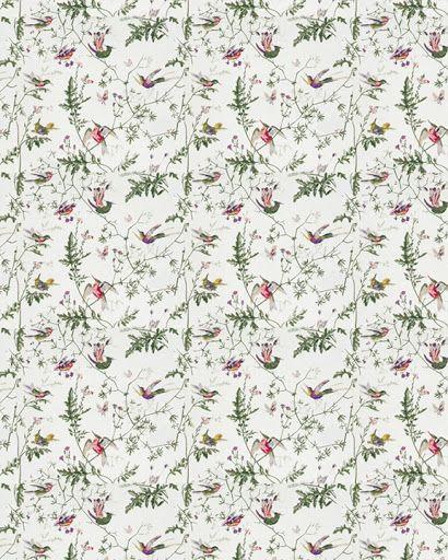Bliss Dollhouse Wallpaper: Wallpaper Mini Printables