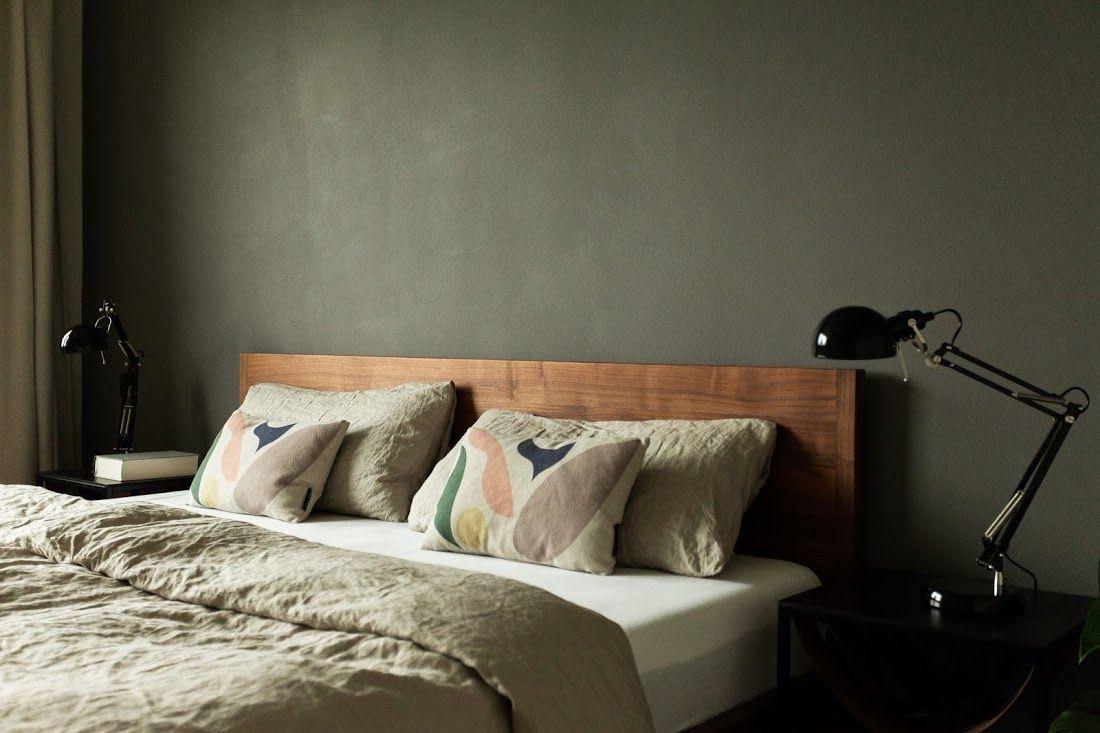 Reduziert aufs Wesentliche Neue Farben im Schlafzimmer ...