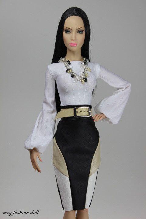 Numina Sybarite Outfits Kingdom Doll Ficon