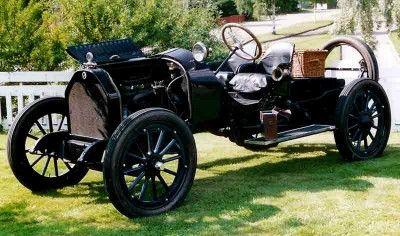 1916 Studebaker - (Studebaker Automobile Company, South Bend