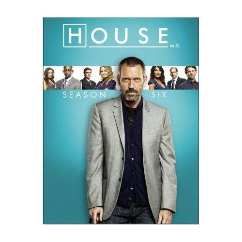 House M D Season 6 Universal Studios Http Www Amazon Com Dp