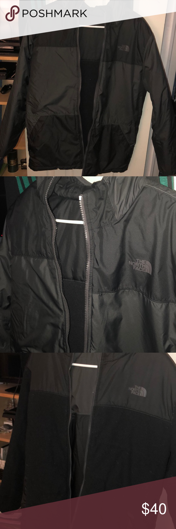 North Face Double Sided Jacket North Face Jacket Jackets The North Face [ 1740 x 580 Pixel ]