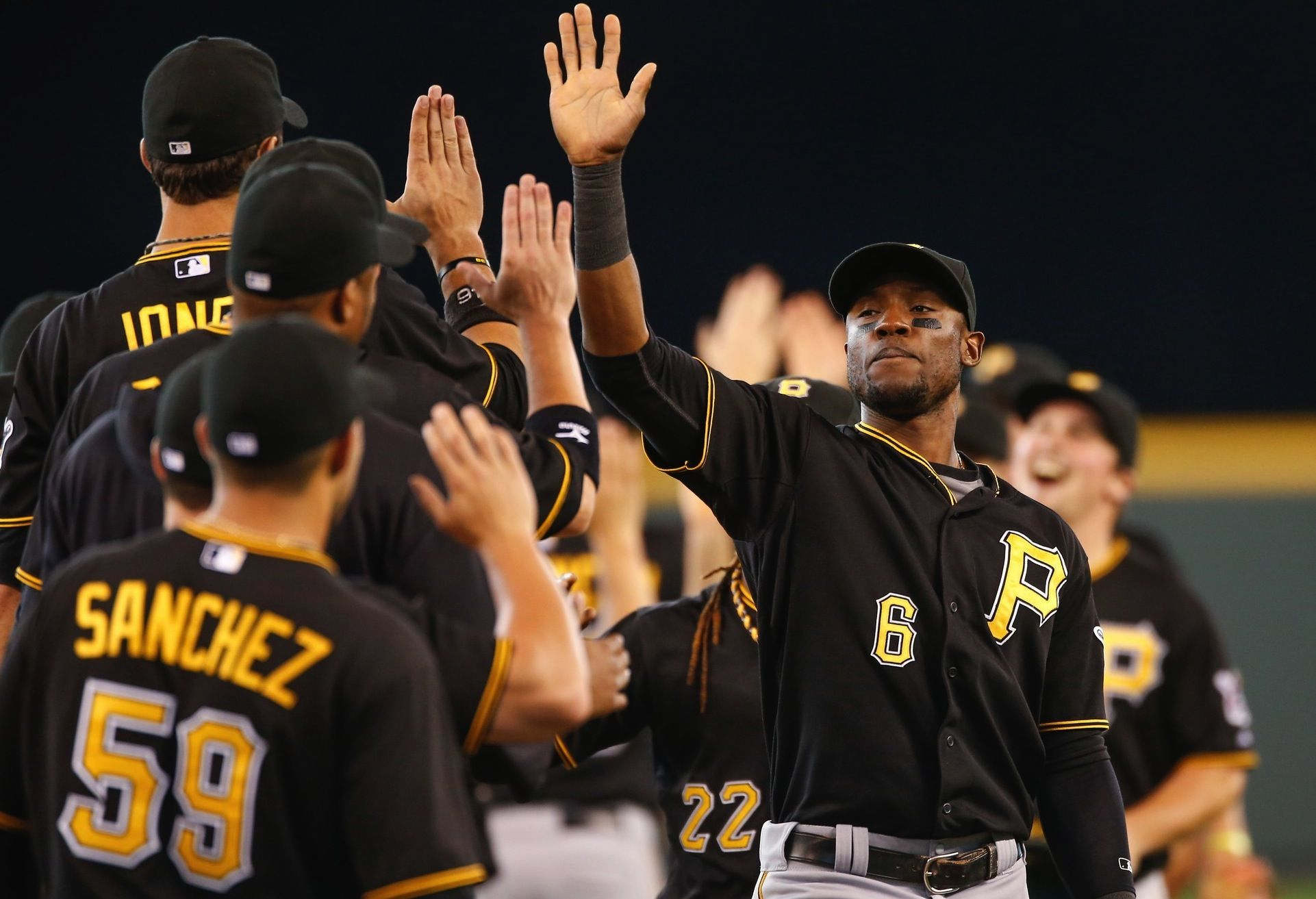Pittsburgh Pirates Players