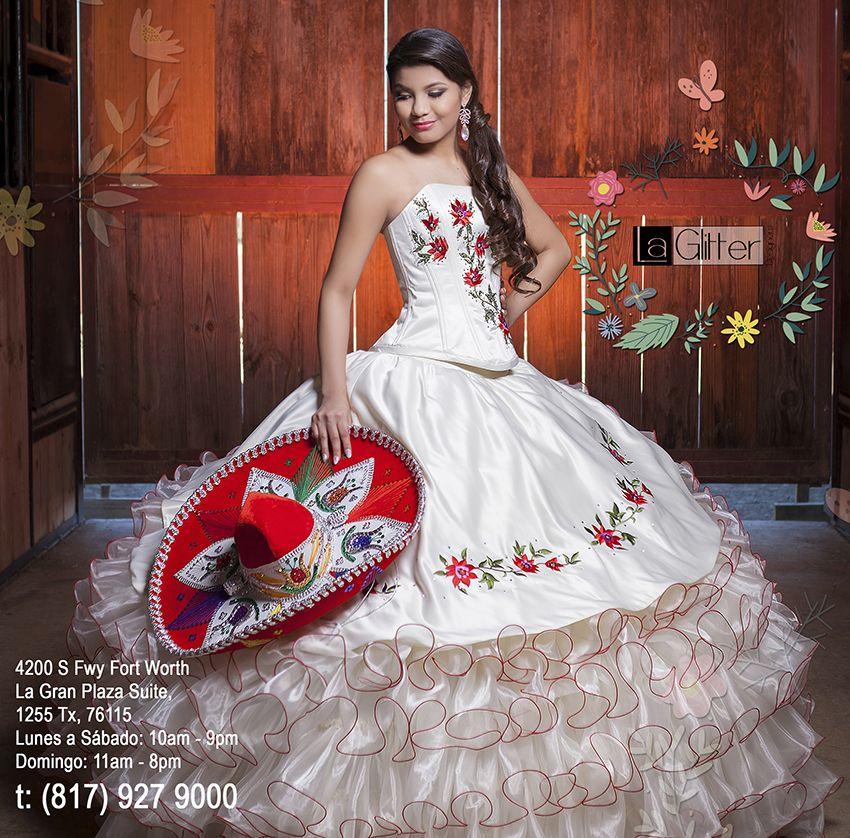 Marachi La Glitter Dresses