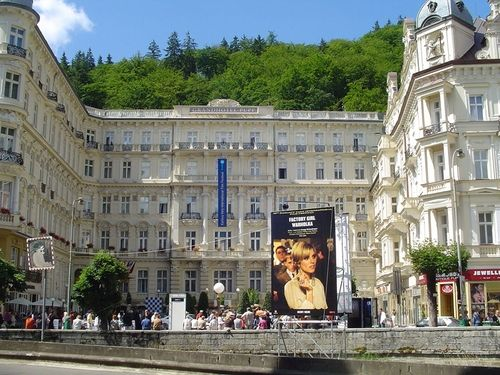 Grand Hotel Pupp Karlovy Vary Czech Republic Casino Royale Thetake Grand Hotel Historic Hotels Places In Europe