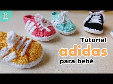 Cómo Bebé Tejer Escarpines Botitas CrochetGanchillo Zapatitos sBdtxrhQC