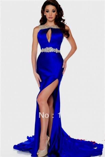 Awesome sexy blue prom dresses 2018/2019 Check more at http ...