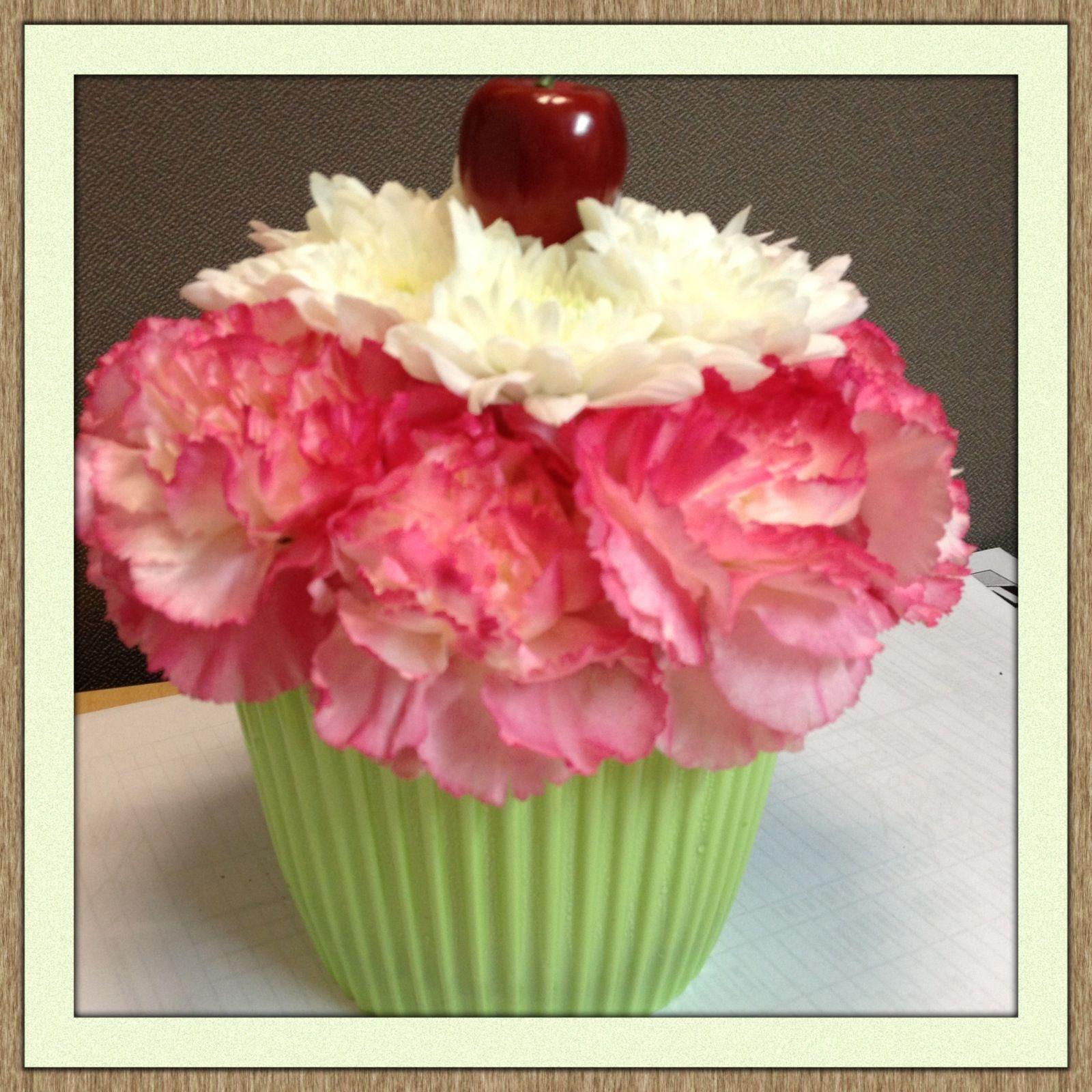 Cupcake flower bouquet cupcake flower bouquets