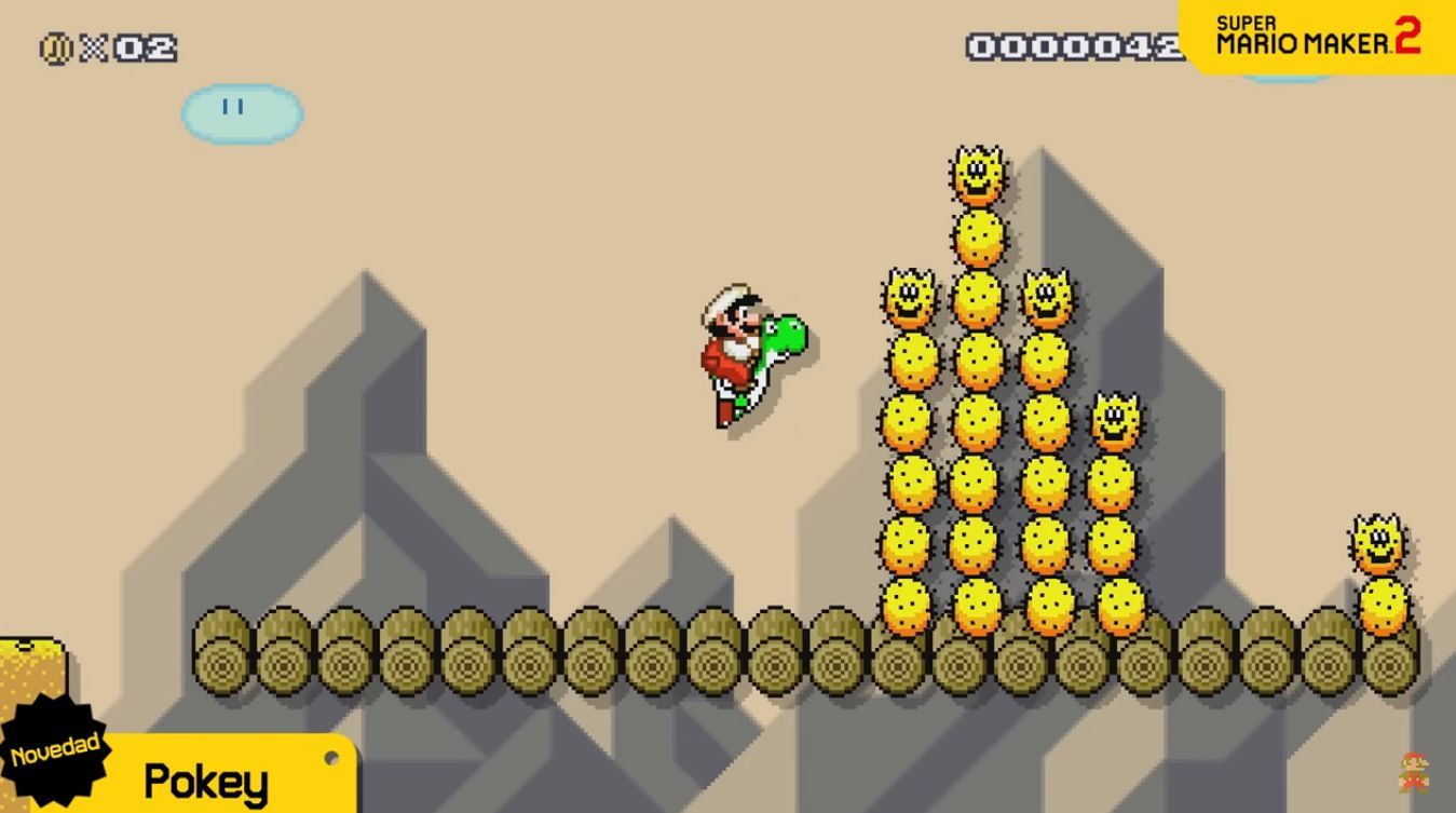 Nintendo has announced that on Thursday 5 December players of Super Mario Maker 2 for Nintendo Swit