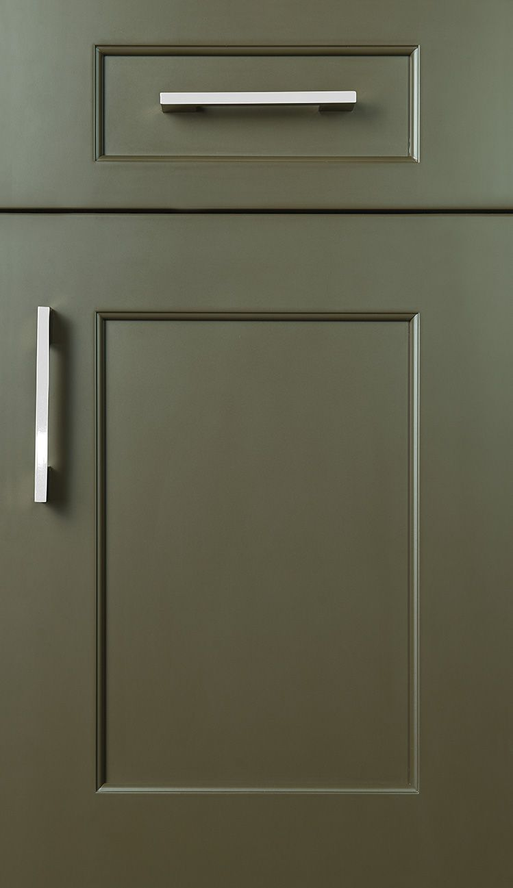 Vogue 3˝ door style on Maple with Espresso finish | Door Diary ...