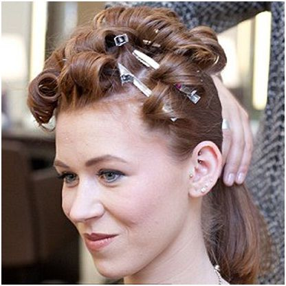 Roaring 20's Hairstyles For Long Hair 1920S Up Do  Great Gatsby  Pinterest  Faux Bob Gatsby And 1920S