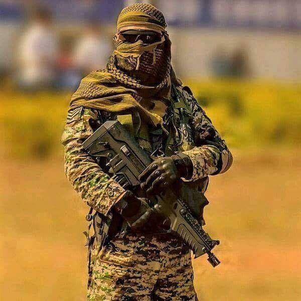 Indian Garud Commando