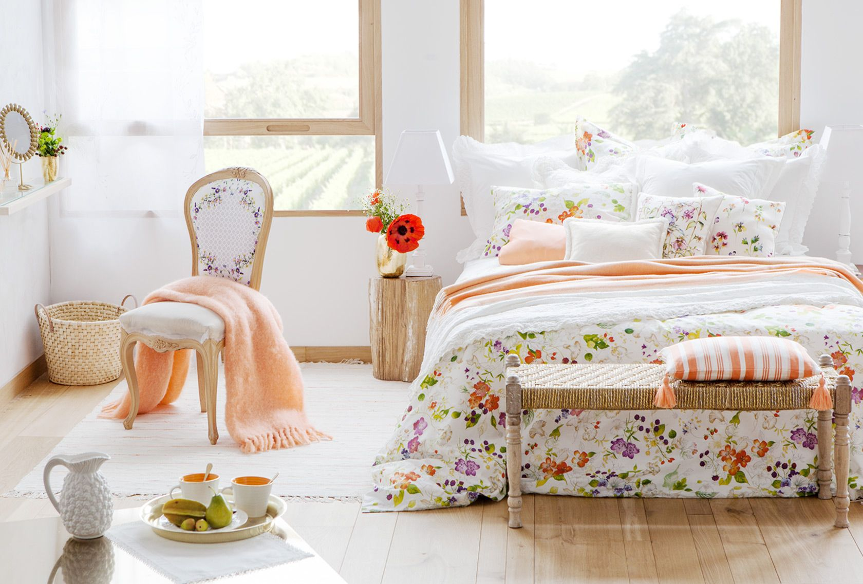 New Collection Zarahome Herbarium Lookbooks Ss14 Pinterest Bedrooms Interiors And Bed Room