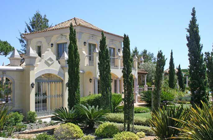 Villa in Quinta do Lago in exklusiver Lage › Immobilien
