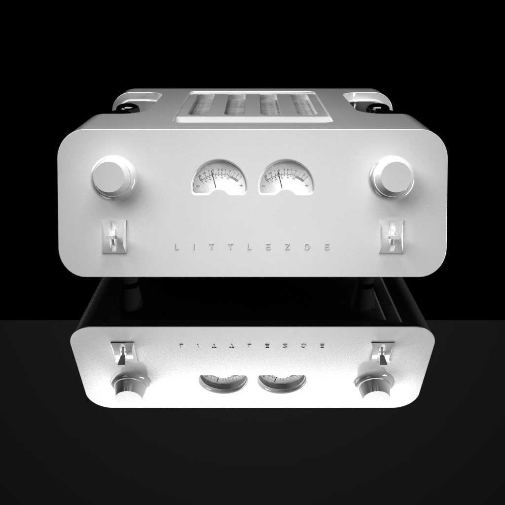 LittleZoe tube amplifier
