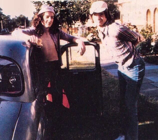 Young Joe Strummer ¡¡OMG!!