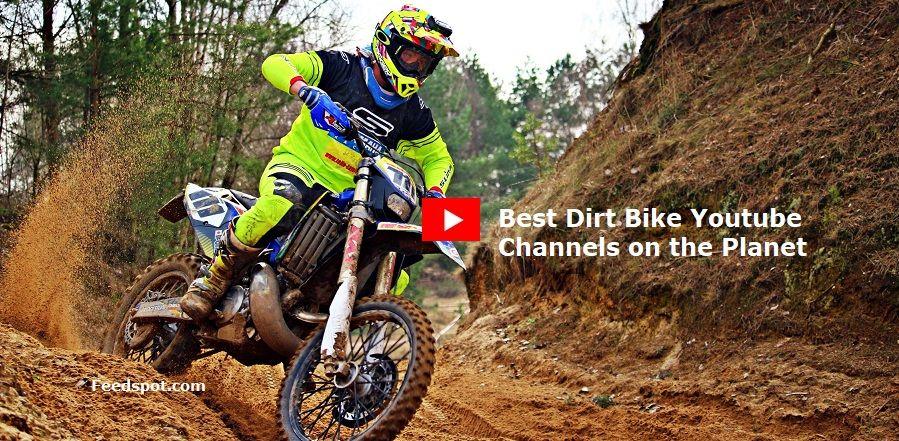 Top 25 Dirt Bike Youtube Channels To Follow In 2020 Dirt Bikes