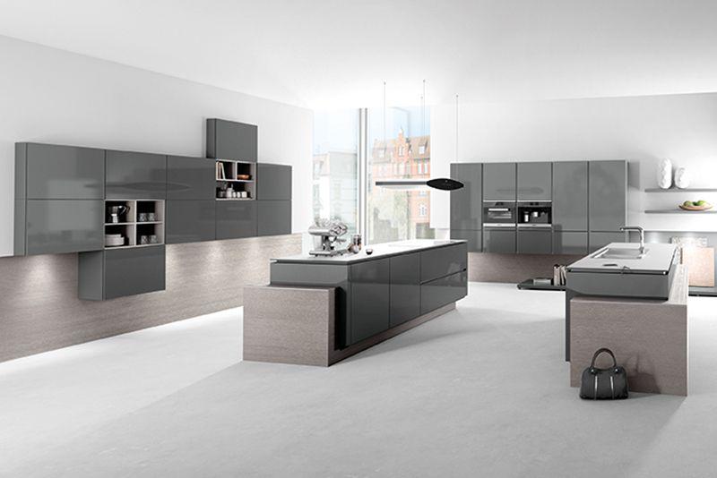 5090 GL - Häcker Küchen Kitchens Pinterest Dark colors and - next line küchen