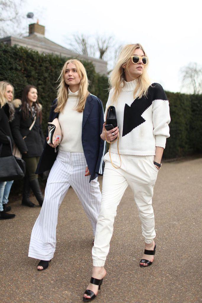 Image of Street Style: London Fashion Week Fall 2014 Part 3