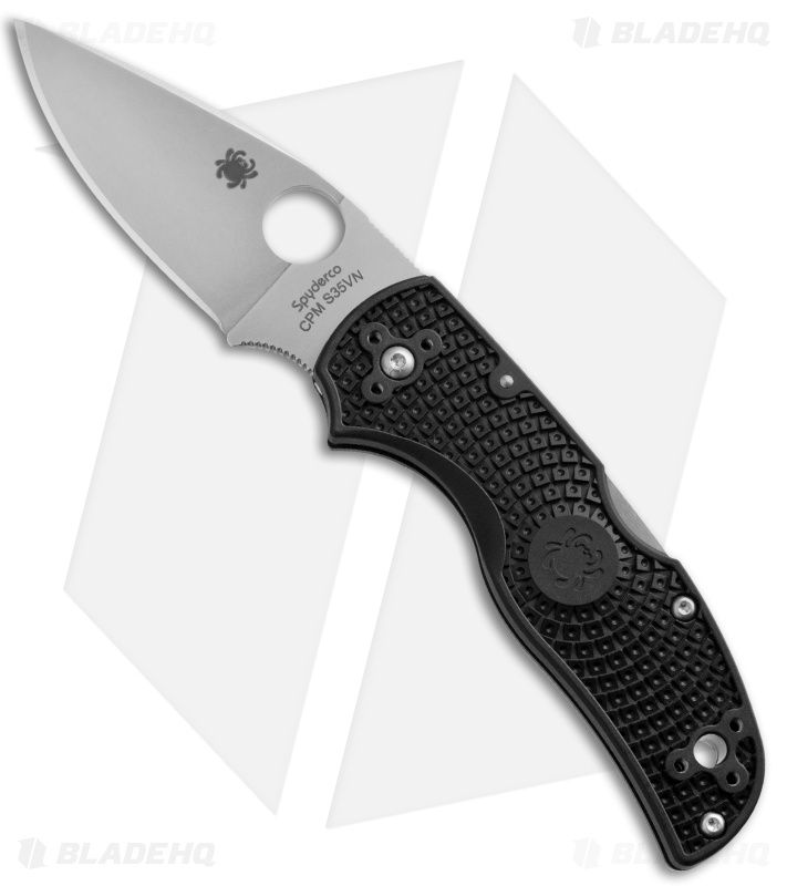 Spyderco Native 5 S35VN Lockback Knife FRN (3