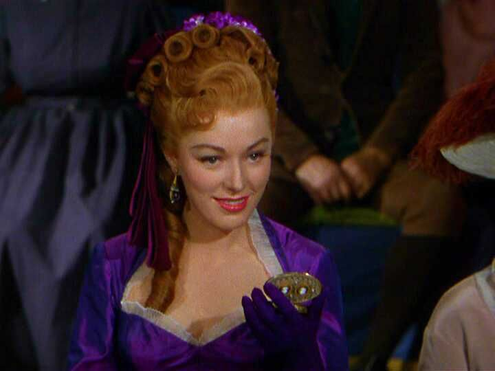 Image result for scaramouche costumes eleanor parker