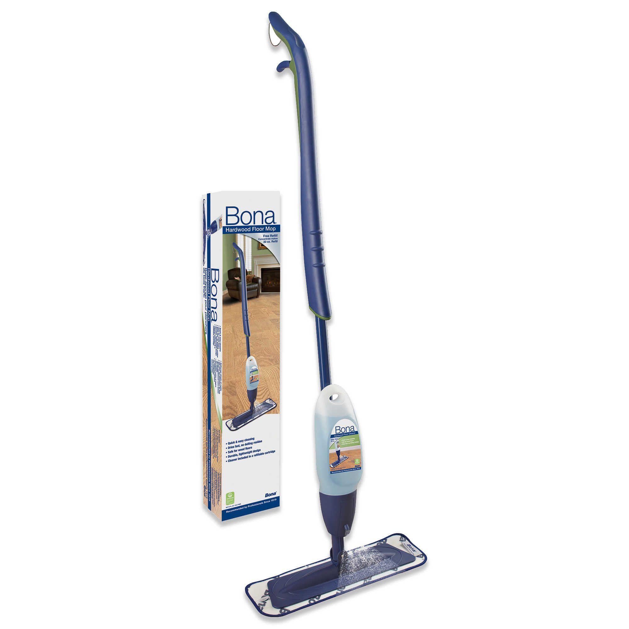 Bona® Hardwood Floor Mop Kit Laminate flooring, Floor