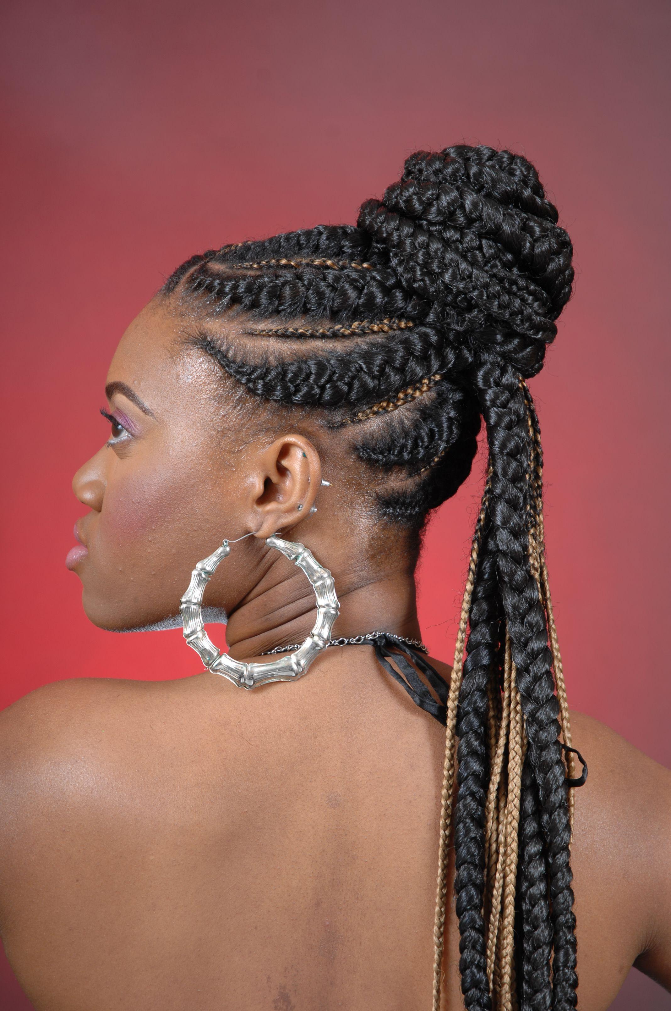 African braided updos african hair braiding natural
