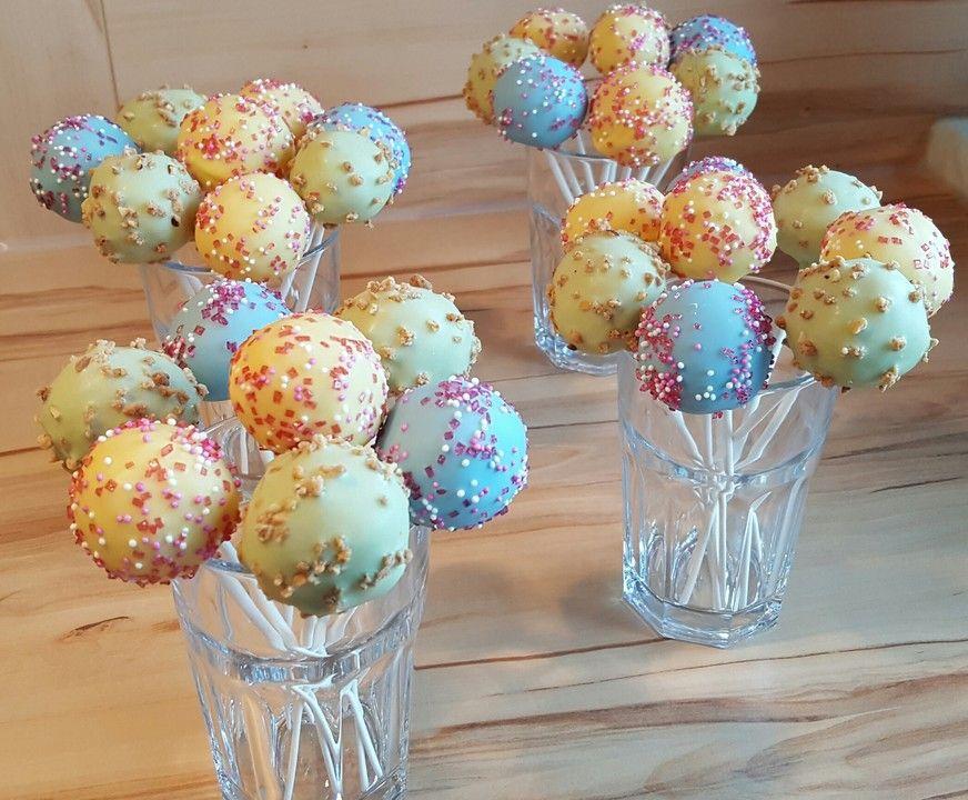 Vanille Cake Pops von dashonigkuchenpferd | Chefkoch #savourycake