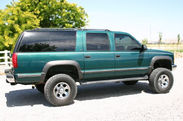 97 Diesel Suburban 4x4 Lifted Pirate4x4 Com 4x4 And Off Road