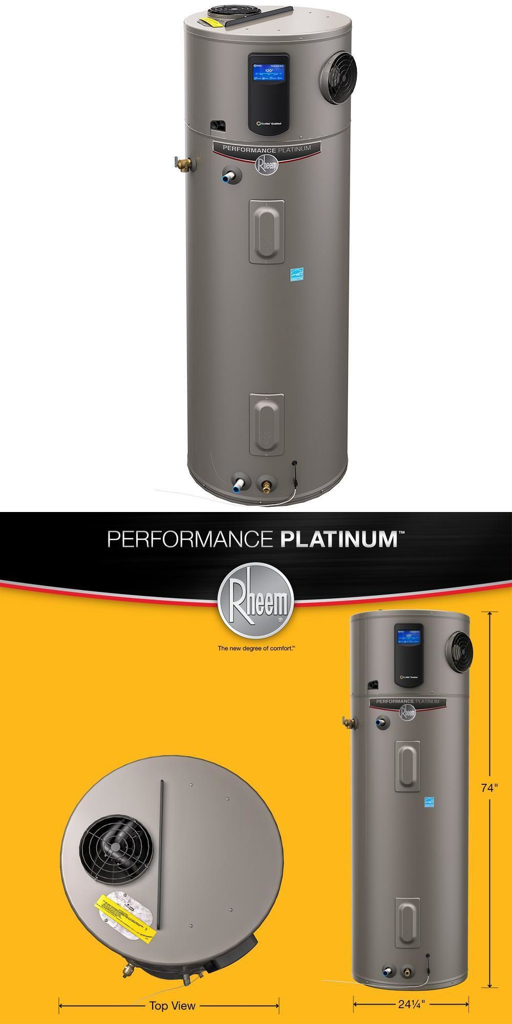 rheem 80 gallon hybrid water heater. standard water heaters 115966: rheem 80 gal. hybrid high efficiency electric tank heater gallon e