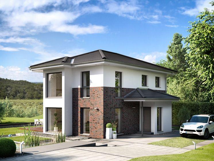 Unser EDITION 2 V6. #Haus #Fertighaus #Hausbau #Design #Architektur #