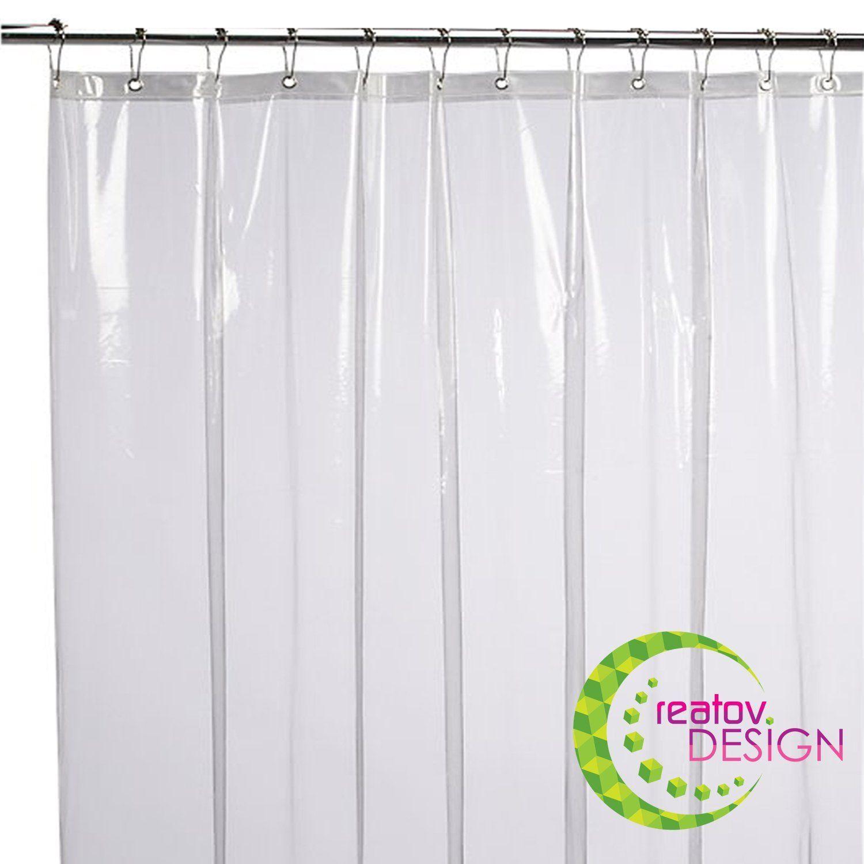 Great 100% WATERPROOF U0026 MOLD RESISTANT SHOWER CURTAIN: This Shower Curtain Is  100% Waterproof As All Shower Curtains Should Be . It Is Resistant To Mold,  ...