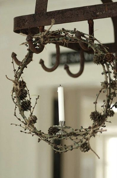 Christmas Wreath Ideas!... – Moss Cottage