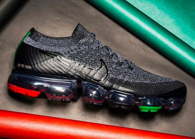 b0df4de7878  Photos  The Nike VAPORMAX (BHM)SneakerSet To Be Released In 2018 (Side  View) Just Yesterday I got a first look at the new Air ...