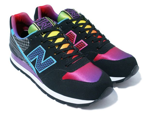 atmos x New Balance CM996 Rainbow Colorway | Shoes & Shoes