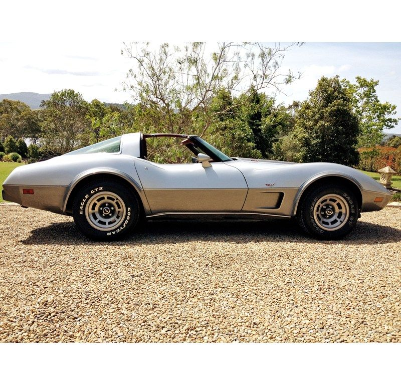 1978 CHEVROLET CORVETTE C3 TARGA for sale | Trade Unique Cars ...