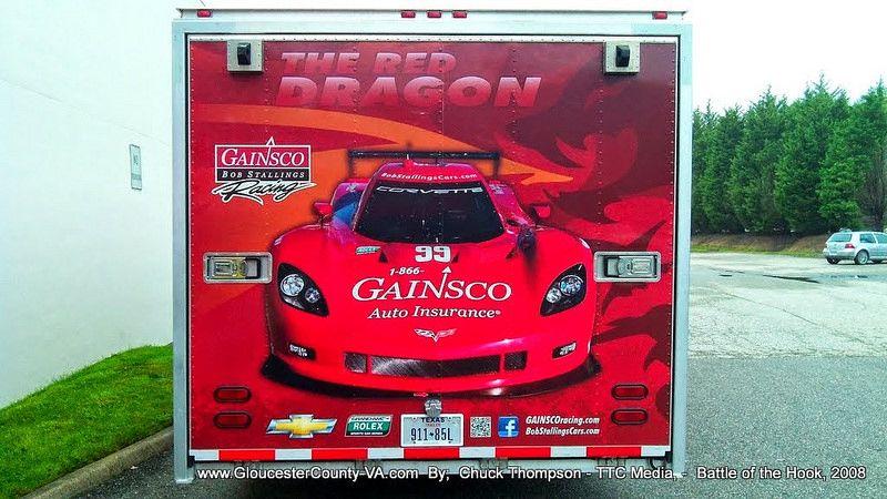 Gainsco Racing Racing Corvette Car Insurance