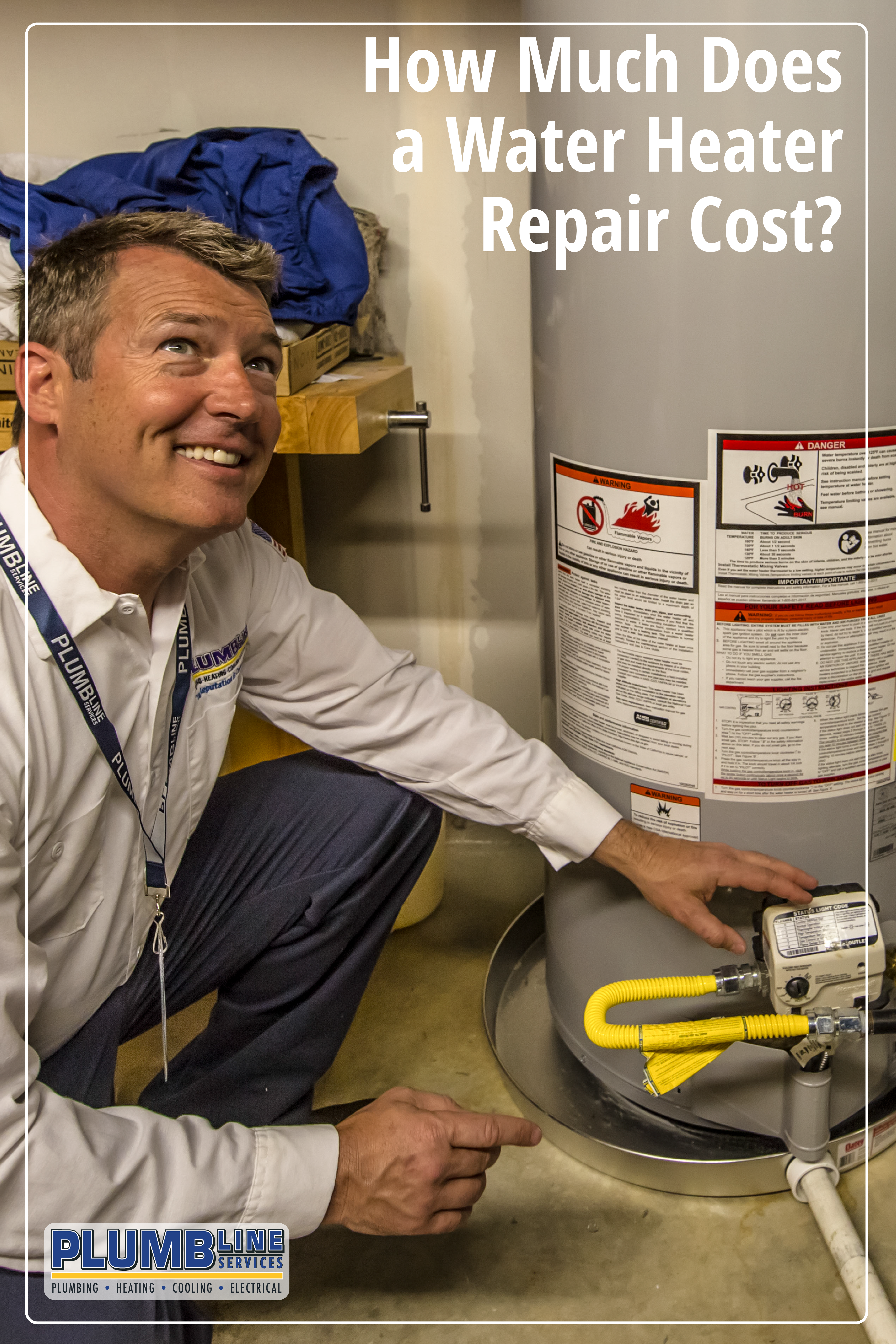 The Cost Of A Water Heater Repair In The Denver Area Usually Ranges From 150 To Over 500 Water Heater Repair Water Heater Heater