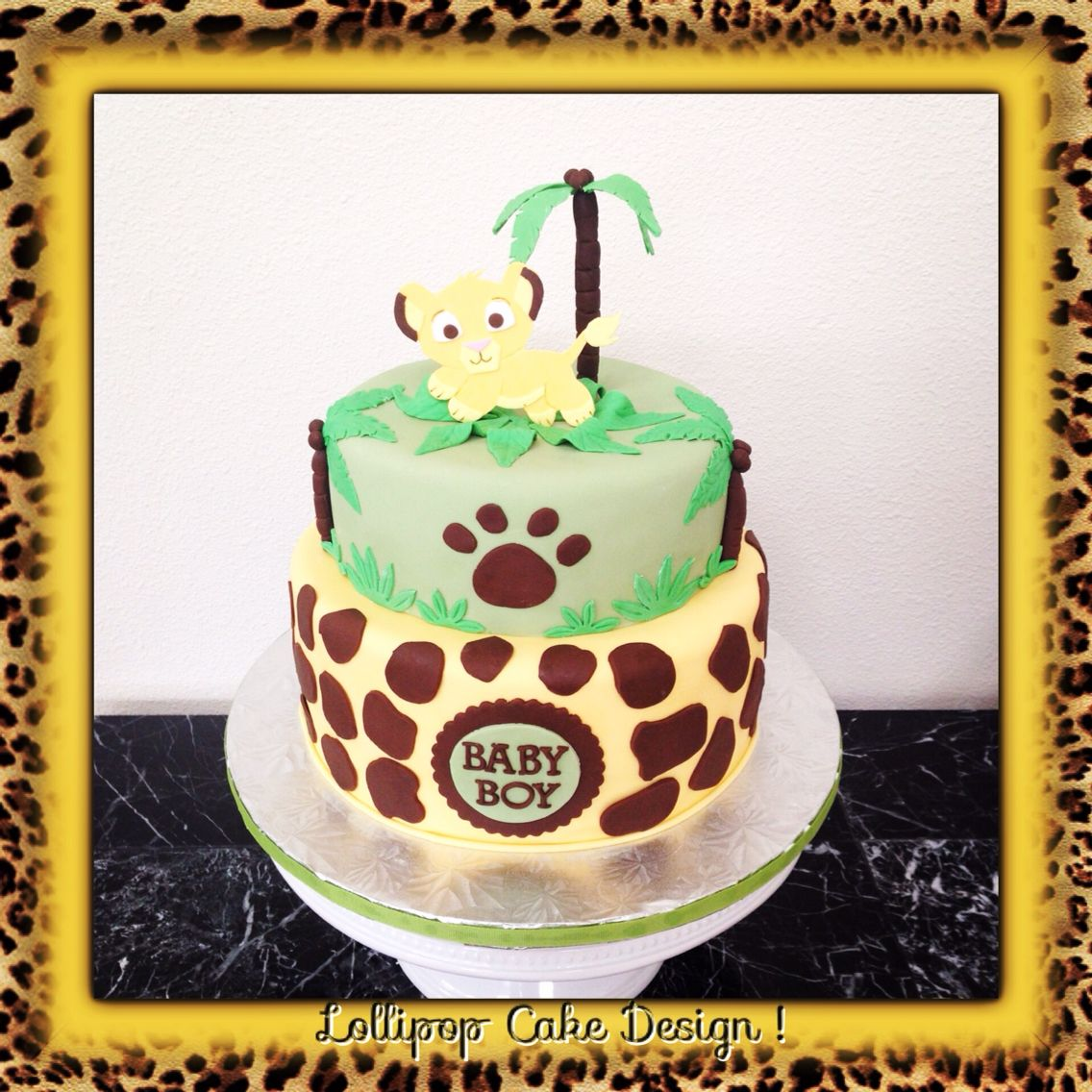 Lollipop Cake Design Eugene Oregon