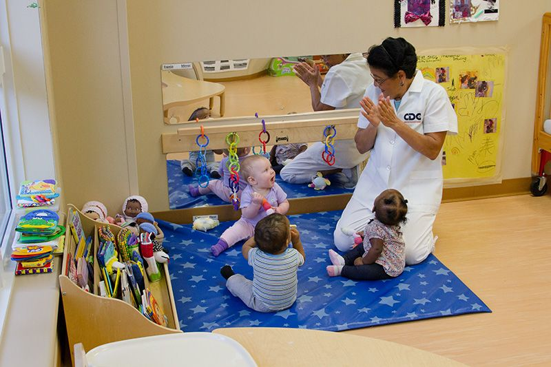 Guidance: Infants and Toddlers  | VLS