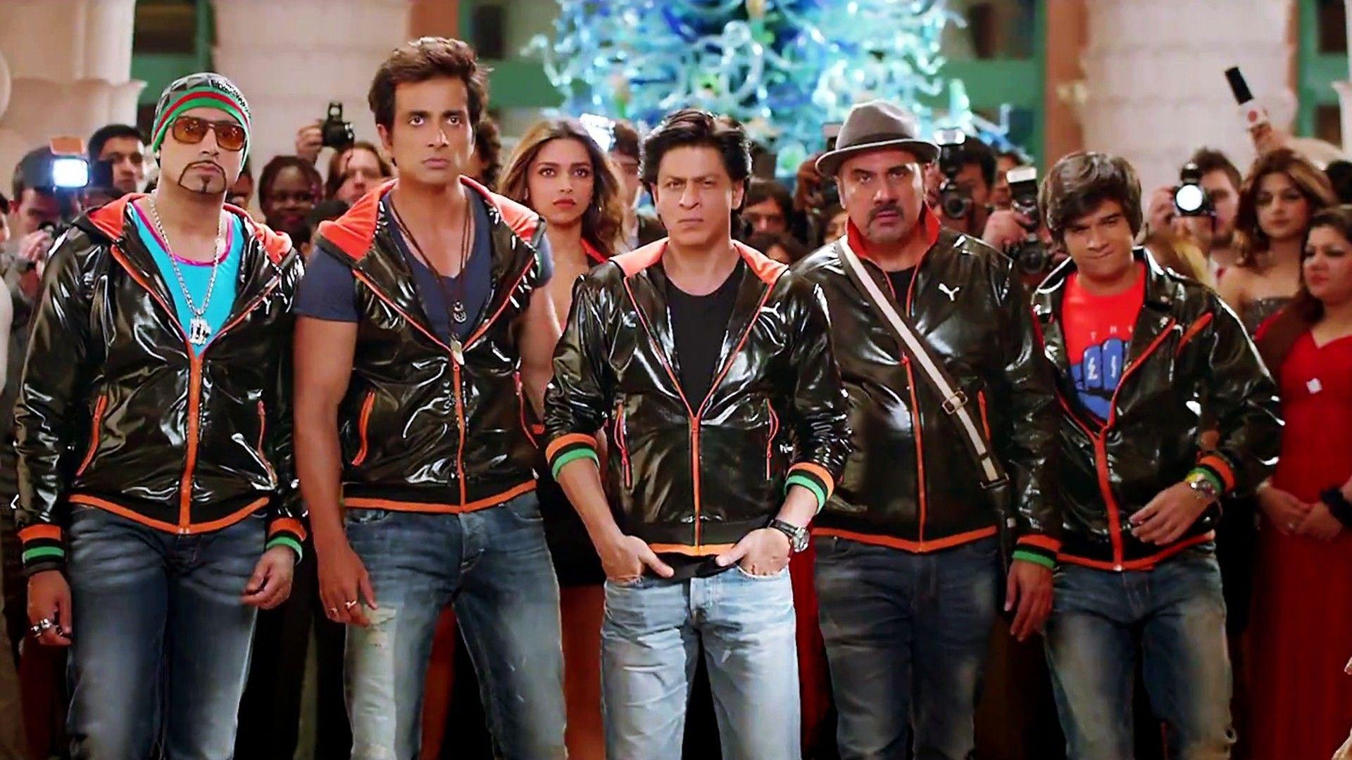 فيلم الاكشن Happy New Year Happy New Year Movie Happy New Year Bollywood Bollywood Movie