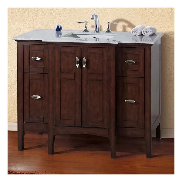 45 Single Bathroom Vanity Set Single Bathroom Vanity Bathroom Vanity Vanity 45 single sink bathroom vanity